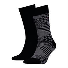 Tommy Socks sokken 492013001 in het Zwart