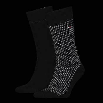Tommy Socks sokken 701210536 in het Zwart