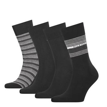 Tommy Socks sokken 701210548 in het Zwart