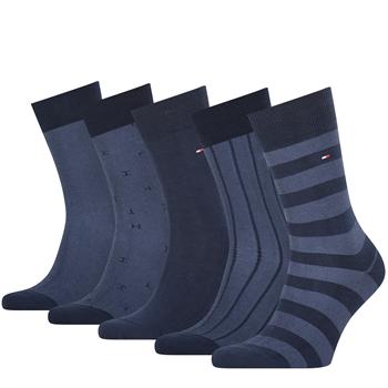 Tommy Socks sokken 701210549 in het Denim