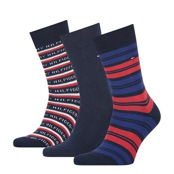 Tommy Socks sokken 701210901 in het Denim