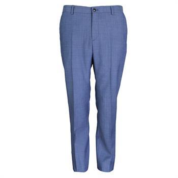 Tommy Tailored business pantalon Slim Fit tt0tt00836 in het Blauw