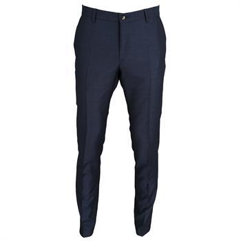Tommy Tailored business pantalon Slim Fit TT578A2482 in het Blauw
