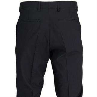 Tommy Tailored business pantalon Slim Fit TT87896602 in het Donker Blauw