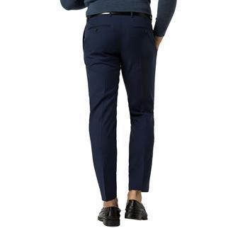 Tommy Tailored business pantalon tt0tt00805 in het Blauw
