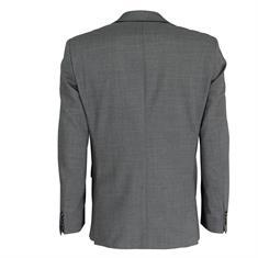 Tommy Tailored colberts Slim Fit tt0tt00856 in het Licht Grijs
