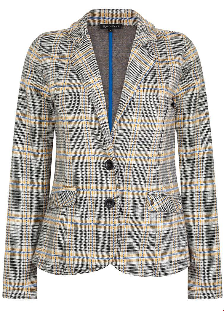 Smit Mode: Tramontana blazer D17 93 801 in het Multicolor