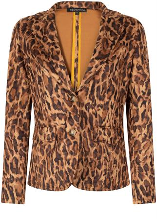 Tramontana blazer q01-01-801 in het Bruin