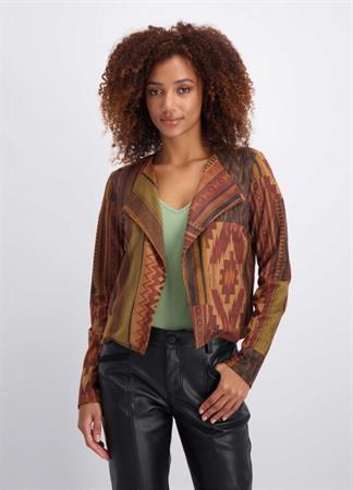Tramontana blazer q02-01-801 in het Multicolor