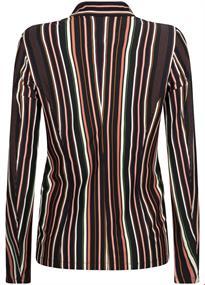 Tramontana blazer q20-94-801 in het Zwart / Wit