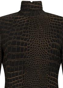 Tramontana blouse C01-98-401 in het Zwart