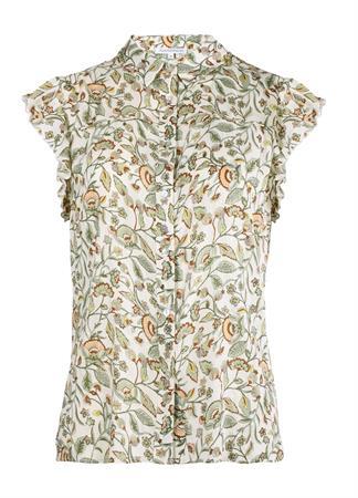 Tramontana blouse C03-99-302 in het Groen