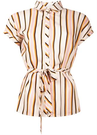 Tramontana blouse C09-99-302 in het Multicolor