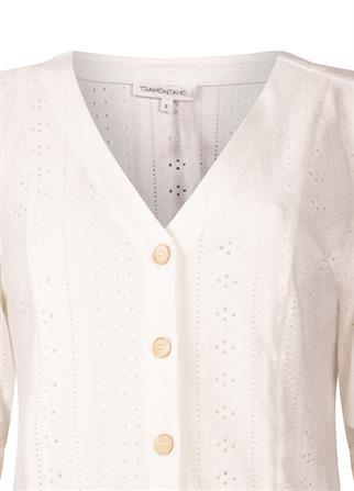 Tramontana blouse C11-99-401 in het Wit