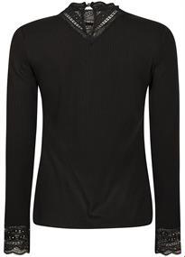 Tramontana blouse C13-96-401 in het Zwart