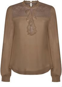 Tramontana blouse C25-96-301 in het Licht Groen