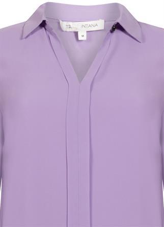 Tramontana blouse C25-98-307 in het Lila