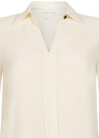 Tramontana blouse C25-98-307 in het Wit