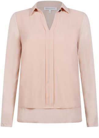 Tramontana blouse C25-98-307 in het Zacht roze
