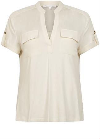 Tramontana blouse C27-98-401 in het Wit