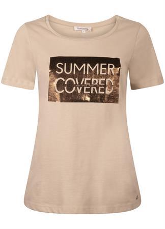 Tramontana blouse D09-99-401 in het Offwhite