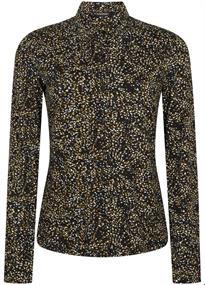 Tramontana blouse D12-96-401 in het Zwart