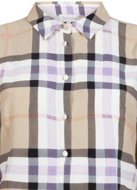 Tramontana blouse E01-98-301 in het Multicolor