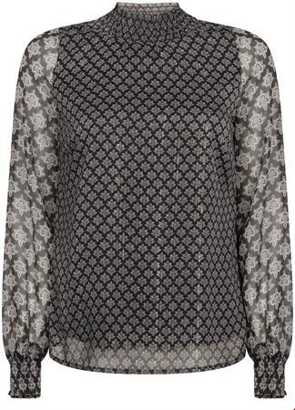 Tramontana blouse E05-96-301 in het Zwart