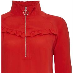 Tramontana blouse i01-89-302 in het Rood