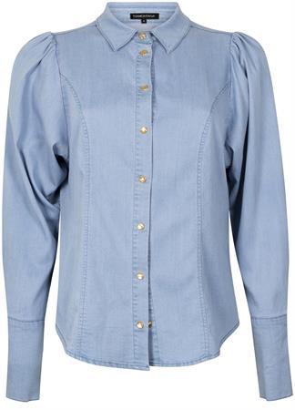 Tramontana blouse q10-01-302 in het Denim