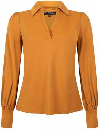 Tramontana blouse q13-02-401 in het Geel