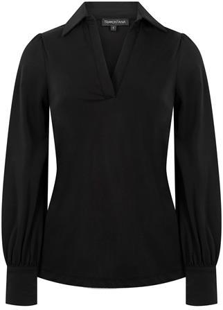 Tramontana blouse q13-02-401 in het Zwart