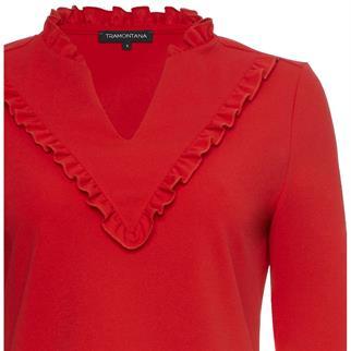 Tramontana blouse r02-89-601 in het Rood