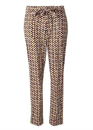 Tramontana broek Q13-99-101 in het Multicolor