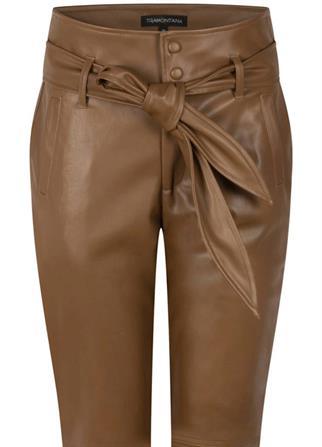 Tramontana broek Q17-01-102 in het Donker Bruin