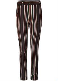 Tramontana broeken q20-94-101 in het Zwart / Wit