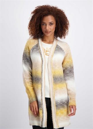 Tramontana gebreid vest q02-02-701 in het Multicolor
