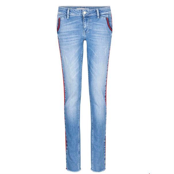 Tramontana jeans d07-90-102 in het Stonewash