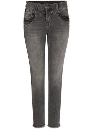 Tramontana jeans Slim Fit D05-96-101 in het Zwart