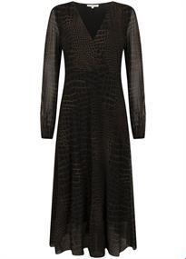 Tramontana jurk C01-98-501 in het Zwart