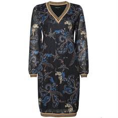 Tramontana jurk c02-88-601 in het Zwart