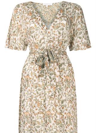Tramontana jurk C03-99-501 in het Groen