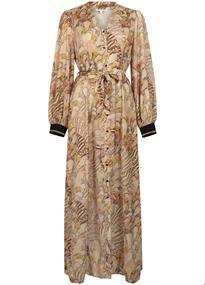 Tramontana jurk C05-98-501 in het Wit