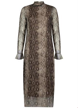 Tramontana jurk c06-93-502 in het Multicolor