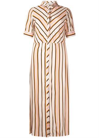 Tramontana jurk C09-99-501 in het Multicolor