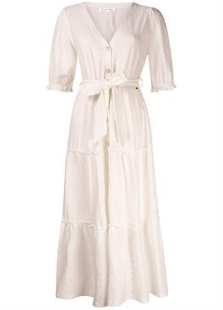 Tramontana jurk C11-99-501 in het Offwhite