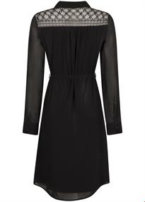 Tramontana jurk C25-96-501 in het Zwart