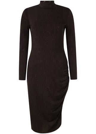 Tramontana jurk d02-02-501 in het Bruin