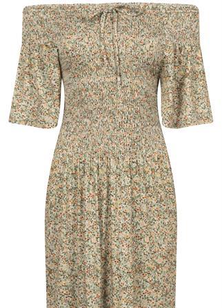 Tramontana jurk D03-99-501 in het Groen