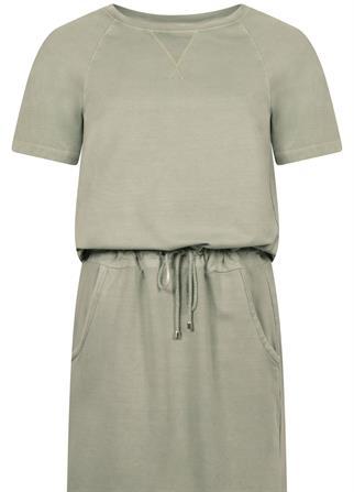 Tramontana jurk D11-99-501 in het Groen